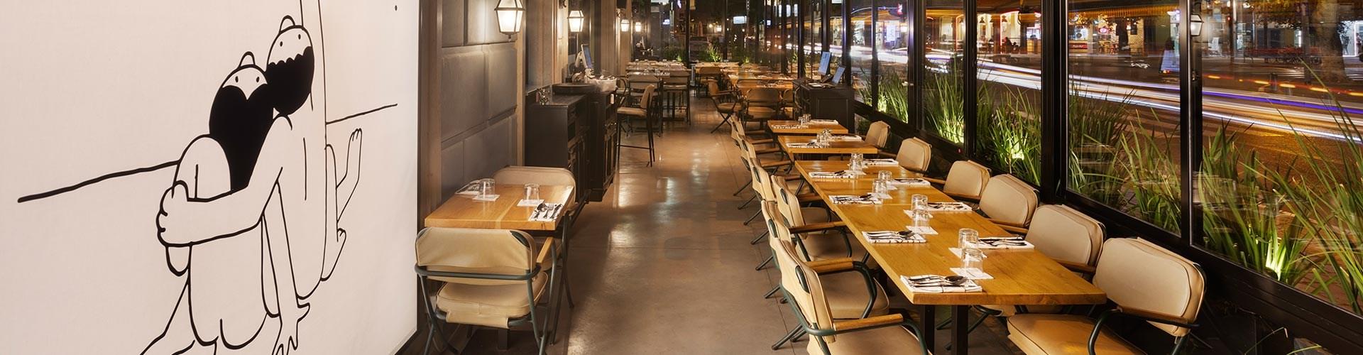 Cafe Popular - Bistro & Bar