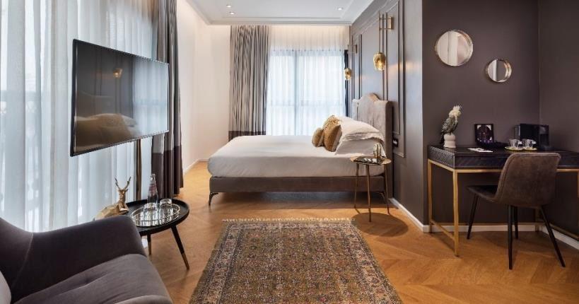 חדר קלאסיק - מלון ג'ייקוב סמואל תל אביב